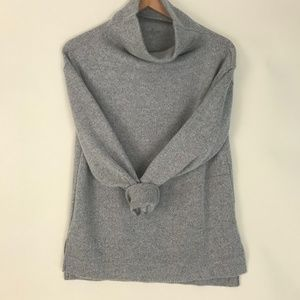 Cuddl Duds mock neck sweater